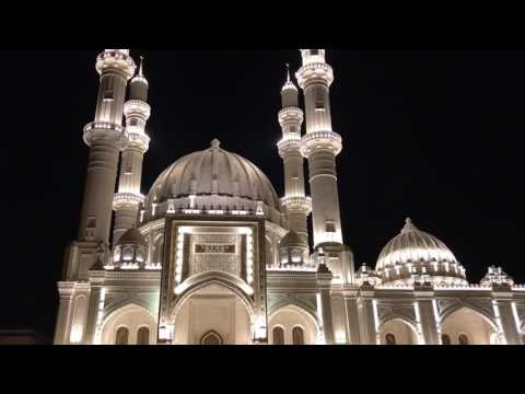 Binagadi mosque Baku// Holiday Azerbaijan Travel