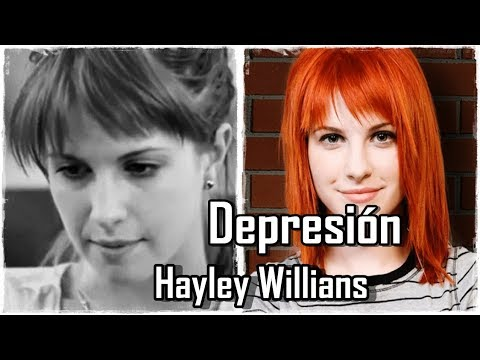 Los Problemas depresivos de Hayley Williams