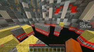 Minecraft TNT RUN #4 with Vikkstar, xRpMx13  JeromeASF, CraftBattleDuty & AshleyMarieeGaming