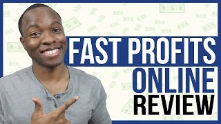 Fast profits online review: legit ...