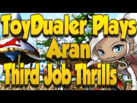 Download ToyDualer Plays Aran 3 - Third Job Thrills!