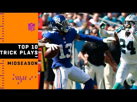 Top 10 Trick Plays at Midseason! 👻🎃