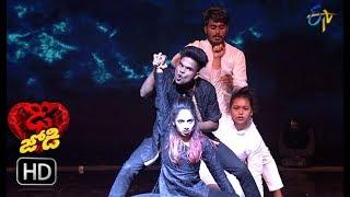 Kanha and Keshavi Performance | Dhee Jodi |  10th October 2018 | ETV Telugu