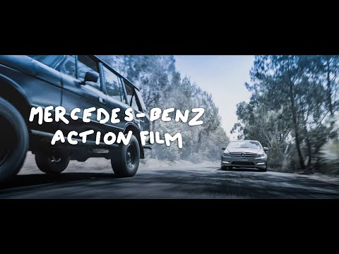 Film trailer - VENGER Ep. 1 - by G Brothers Mercedes Benz and Petronas Lubricants International