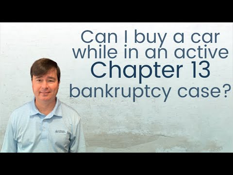 can-i-buy-a-new-car-while-i-am-in-an-active-chapter-13-case?