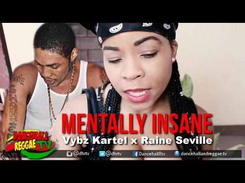 Vybz Kartel ft Raine Seville - Mentally Insane [Viral Video] ♫Dancehall 2017