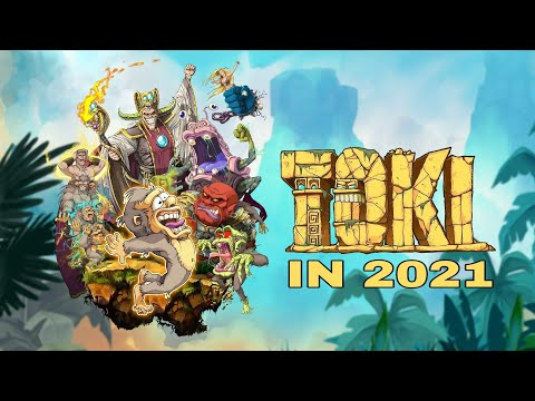Toki In 2021 You Must Play This All Time Classic Game!!!  