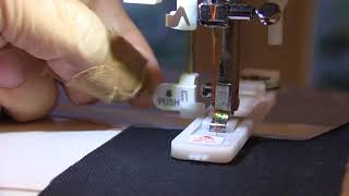 Singer 7640 Confidence Computerized, 200-Stitch Sewing Machine