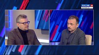 Смотреть видео Россия 24. Интервью с Валерием Ершовым. 14.01.2020 онлайн