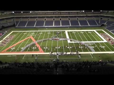 Tomball High School Band 2015 - UIL 5A Texas State Marching Contest