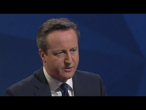 Paxman quizzes Cameron about Jeremy Clarkson & Andy Coulson | Battle For Number 10