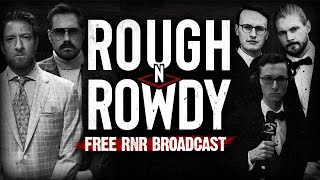 Fight Night: Watch #RoughNRowdy For FREE
