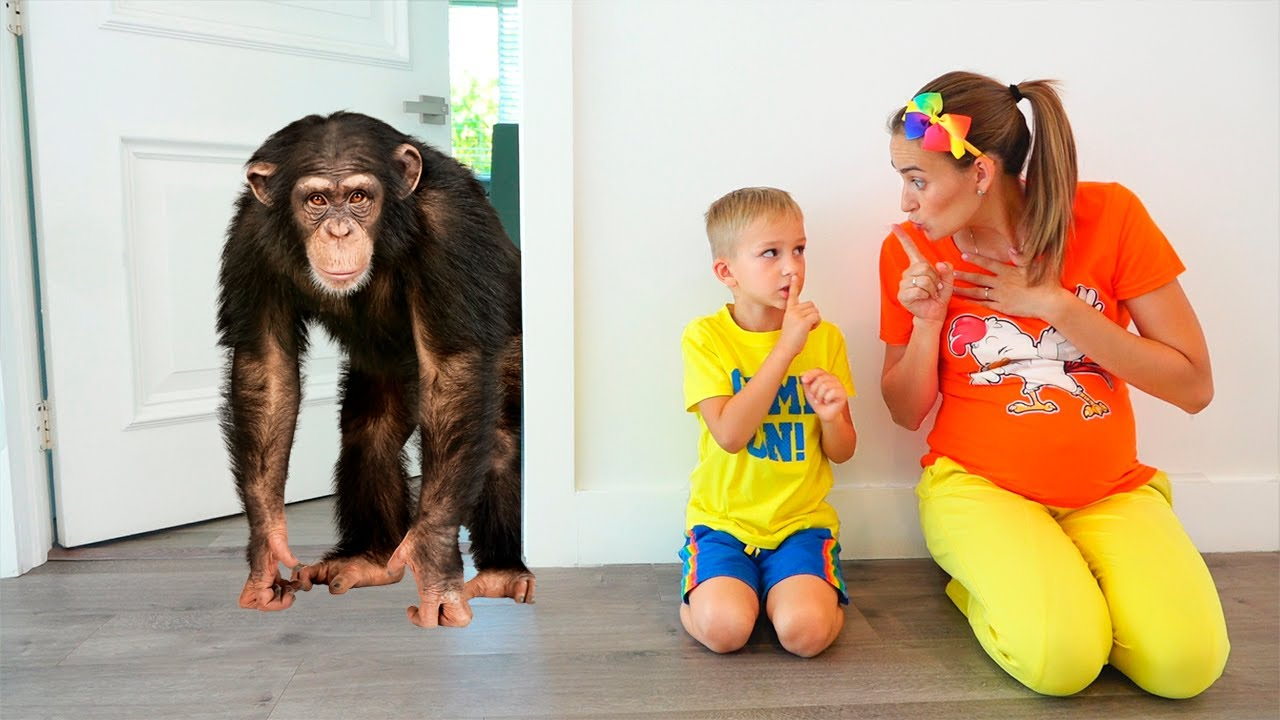 Vlad and Niki want new Pet | funny stories for children