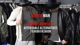 boohooMAN Brand Showcase - Affordable Alternatives to High Fashion! Thumbnail