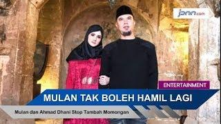 Mulan dan Ahmad Dhani Stop Tambah Momongan - JPNN.COM