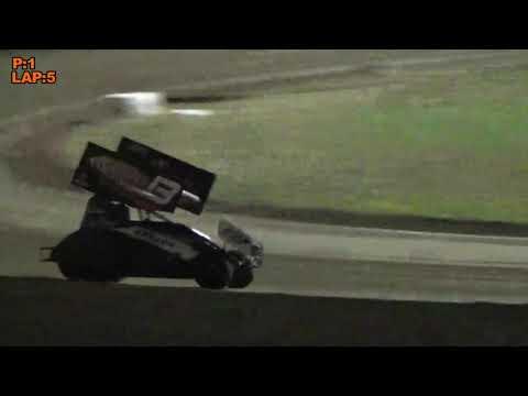 34 Raceway 360 Fall Haul: Brayden Gaylord Heat Race Win