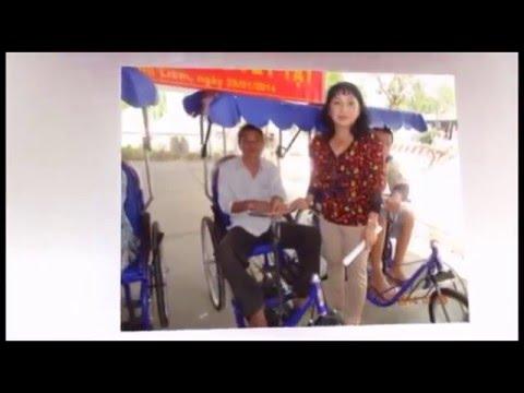 Tang xe lac Vung Liem