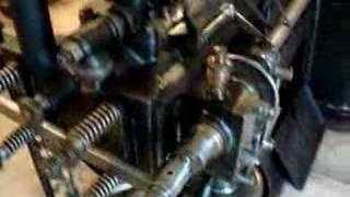 Otto Slide Valve engine