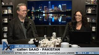 Islam protects society from women walking like hookers | Saad - Pakistan | Atheist Experience 23.14