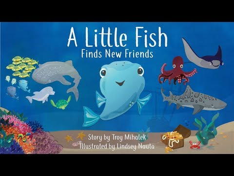 New book a little fish ocean book with song preorder today a little fish ocean book with song preorder today publicscrutiny Image collections