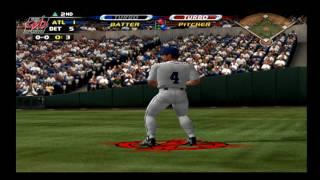 MLB Slugfest 2003 - Season Mode  - World Series (Game 2)