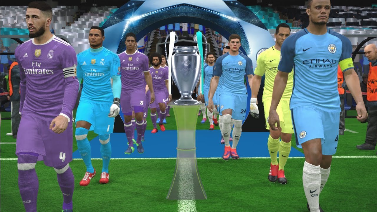 Real Madryt Manchester City