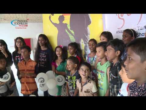 Nisabdham tamil film special show