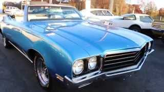 1970 Buick Skylark Convertible For Sale~350~Automatic~Power Top, Steering, Brakes
