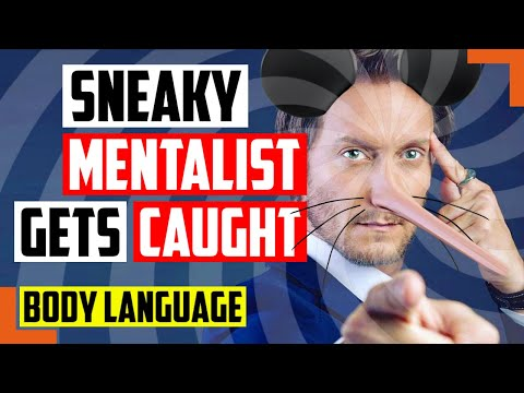 Finally Revealing How Lior Suchard's Perplexing Magic And Mental Tricks Are Done – Body Language