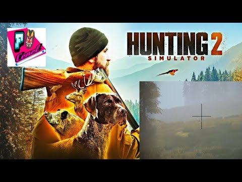 Hunting Simulator 2 A Rangers Life.   toturial sesion. my gameplay #1. |