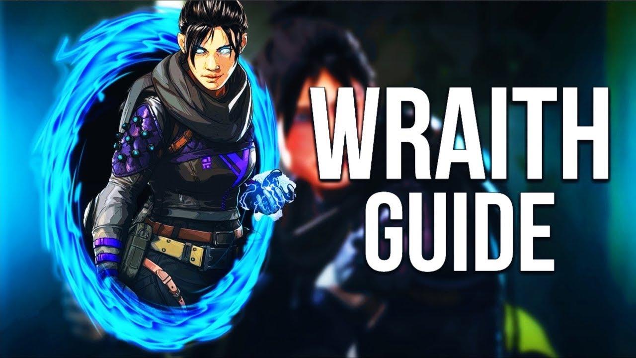 Download Apex Legends Wraith Guide