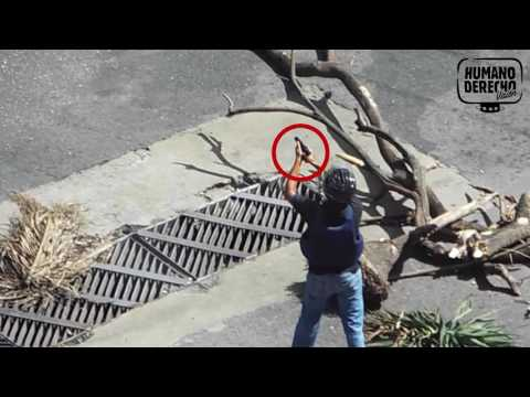 Humano Derecho Vision - Ataque paramilitar en Caracas, Venezuela 2017