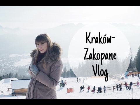 (English) Krakow & Zakopane Vlog - How to get there, Morskie Oko, Gubałówka, Aries Hotel & Spa,