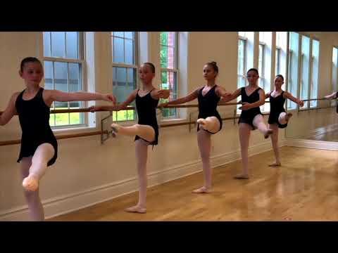 Gotta Dance Ballet Class