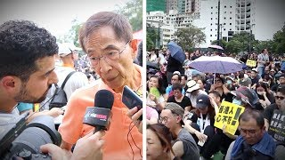 """Hong Kong riot laws """"old fashioned;"""" can be fixed with English common law 
