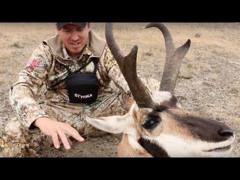 Season 8 Episode 4 - DIY Wyoming Antelope
