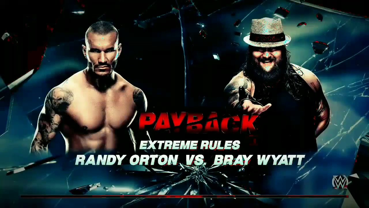 Download Randy Orton Vs Bray Wyatt(House of Horrors) Payback 2017 Full Match