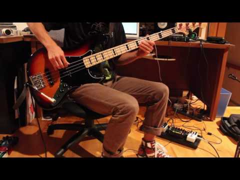 HOT FOR TEACHER | VAN HALEN | BASS COVER