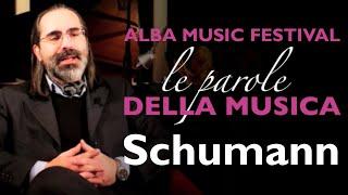 Suoni d'inverno 2020/2021 - Le parole della musica: Robert Schumann e la sua cara fanciulla