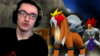 Pokemon Pro plays the hardest official Pokemon game for the first time