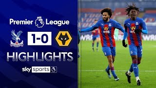 Eze hits winner as Wolves' poor form continues! | Crystal Palace 1–0 Wolves | EPL Highlights