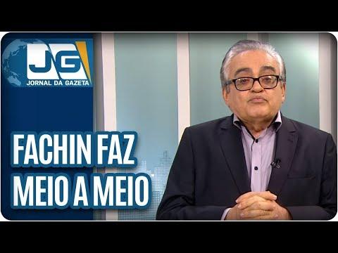 José Nêumanne Pinto/Fachin meio faz justiça e meio faz concessões aos ilustríssimos