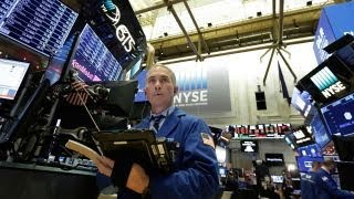 Dow's wild swings caught investors flatfooted