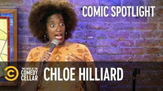 Living with Your Millennial Brother - Chloe Hilliard - This Week at the Comedy Cellar
