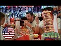 THE HEART ATTACK GRILL - The Struggle to Slim in Vegas - EP#2