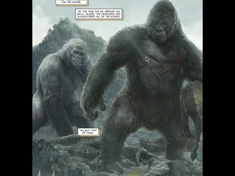 """""""Skull Island: The Birth of Kong"""" Issue #2 Review & Breakdown"""