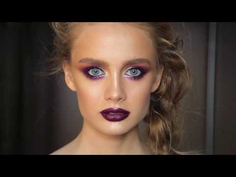 видео томина макияж