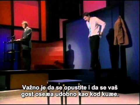 Rowan Atkinson - Live In Boston - 1992 (Sa prevodom)