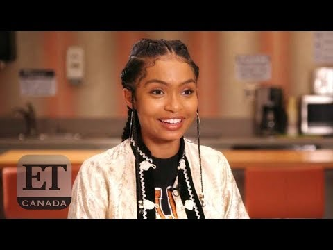 Yara Shahidi Talks 'Grownish'