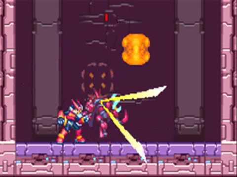 Megaman Zero - BOSS RUSH